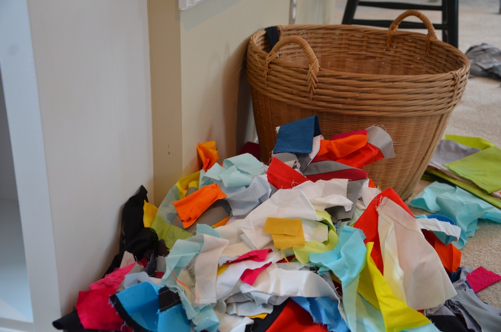 No more obsessive scrap sifting
