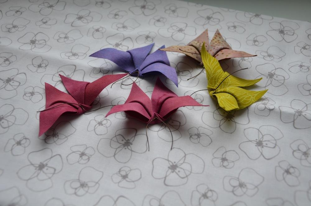 Lynne's butterflies