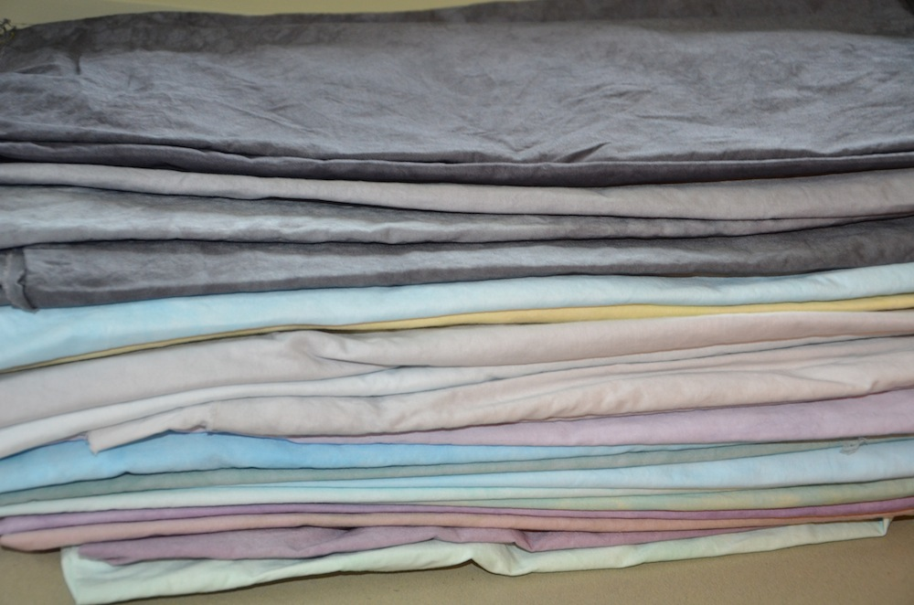 Neutrals ready for ironing