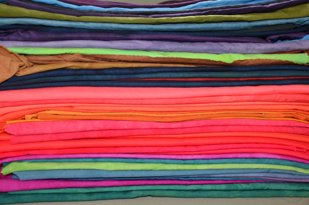 Brights ready for ironing