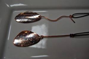 Barb Mortell's spoons