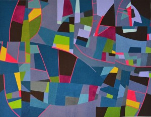 Time Fragments #6, 61x46, ©Colleen Kole, 2015
