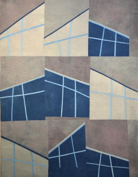 © Colleen Kole, Rooflines#1, 2012