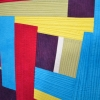 Loving Lucy details, Textiles, © Colleen Kole, 2012